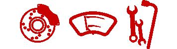 CZĘŚCI, CHEMIA I AKCESORIA SAMOCHODOWE